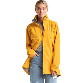 DIDRIKSONS Noor Parka Mujer, oat yellow